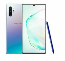 Samsung Galaxy Note 10+ Plus 5G SM-N976 512GB Aura Glow Factory Unlocked Mobile image 1