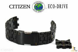 Citizen Eco-Drive BL5405-59E Nero Ione-Placcato Acciaio Inox - $168.25