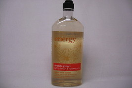 Bath & Body Works Aromatherapy ORANGE GINGER Energizing Body Wash & Foam... - $46.99