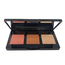 Laura Geller Multitasking Eye Lip Cheek Palette Cream To Powder Trio Makeup - $15.47