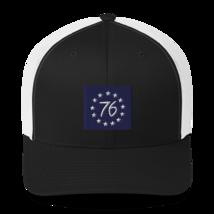 Betsy Ross hat / betsy Ross Trucker Cap image 3