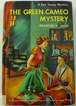 Kay Tracey The Green Cameo Mystery hardcover Books, Inc. edition Frances... - $8.00