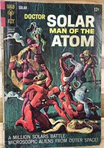 DOCTOR SOLAR, MAN OF THE ATOM #21 (1967) Gold Key Comics GOOD - $9.89