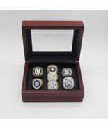 1977 1978 1996 1998 1999 2000 2009 new york yankees championship rings set  11  2  thumbtall