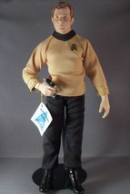 Captain Kirk Doll - The Hamilton Collection Ernst Doll with Box - MINT! - $494.01