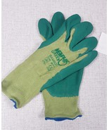 Memphis Industrial Work Gloves  Green Bamboo Coated Glove  - $9.00