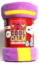 The Northwest Company Peanuts 46 In X 60 In 100% Polyester Super Plush T... - $39.99