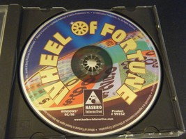 Wheel of Fortune (PC, 1999) - No Manual - $5.93