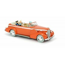 THE NEW DELHI TAXI 1/24 VOITURE TINTIN CARS TINTIN IN TIBET NEW 2019 image 1