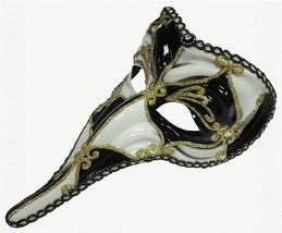 Loki Máscara. Negro/Blanco, Baile de Máscaras Antifaz,Carnaval,Disfraz - $16.39 CAD