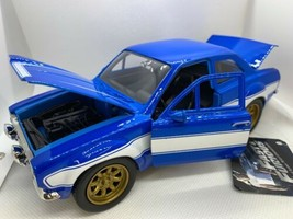 1974 Ford Escort JADA Fast And Furious 1:24 Diecast Car - $24.99
