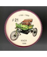 1899 KNOX Jell-O Picture Wheel #21 - $5.00