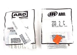 LOT OF 2 NIB ARO 203-2-C AIR CONTROL VALVE ASSEMBLIES 2032C