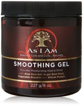 As I Am Smoothing Gel, 8 Ounce - $19.79