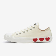 CONVERSE CHUCK TAYLOR ALL STAR THREEHEARTS OX White Japan Exclusive - $2.668,51 MXN