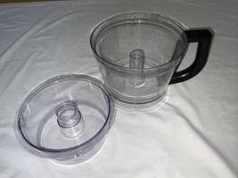 KitchenAid Food Processor KFP1333 Original Part MAIN Work And Inner 4c Bowl - $29.69