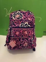 NWT Vera Bradley Large Campus Backpack in Katal... - $55.39