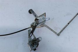 Mercedes R107 560SL Convertible Top Tonneau Cover Crank Release Latch Mechanism image 7