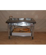 Servolift Eastern Hot Food Unit 50in L x 36in D x 36in H 501-3 Stainless... - $263.63