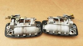 95-04 Toyota Tacoma Front Exterior Outside Door Handle Pair Set Left Right L&R image 4