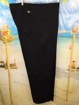 Dickies Mens 874 Black Twill Original Fit Work Pants actual 42 x 30 tag 42x32  - $19.99