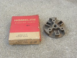Homelite Chainsaw Clutch Plate 65760-2 Fits XL102 XL103 XL104 XL113 XL114 XL122 - $12.86
