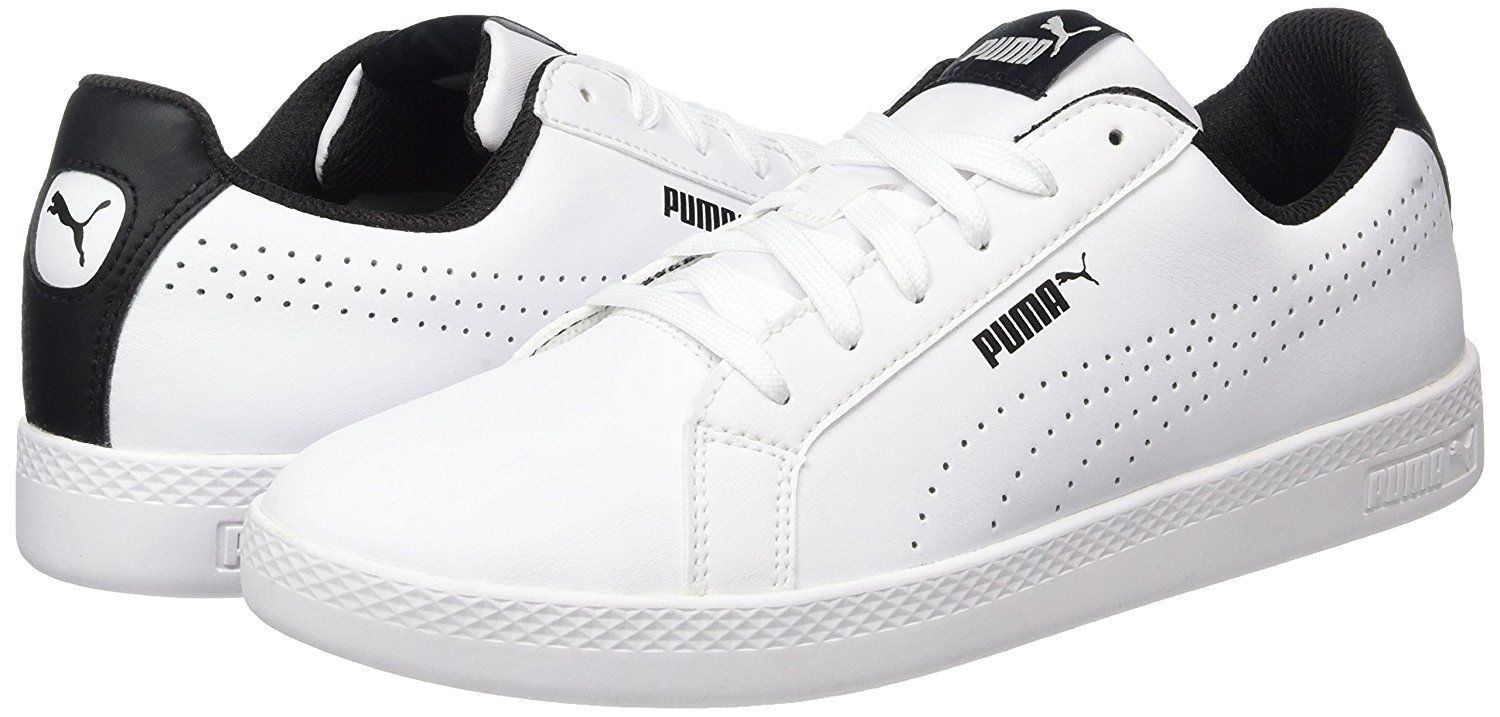 a827a48bc51d9a Puma Smash Women s Perf White Leather and 50 similar items. S l1600