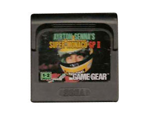 Super Monaco GP II (Sega Game Gear, 1992) CART ONLY