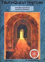 TruthQuest History Guide: Ancient Egypt & Ancient Greece [Spiral-bound] ... - $11.99