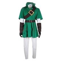 The Legend of Zelda Link Cosplay Costume - $74.79