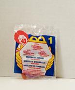 1997 McDonalds Happy Meal Unopened #1 Hunchback  – ESMERALDA AMULET Toy ... - £5.54 GBP