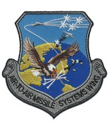 "AIR FORCE USAF AIR TO AIR MISSILE SYSTEMS WING EMBROIDERED 4"" PATCH - $23.74"
