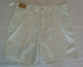 Casuals Roundtree & Yorke Size 46 RELAXED FIT String Cotton New Mens Shorts - $53.22