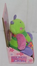 Stephen Joseph Brand Little Charmer Green Pink and Purple Butterfly and Necklace image 2