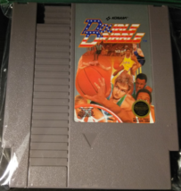 Double Dribble Basketball NES Nintendo Game Tested Works Great Mint - $9.49