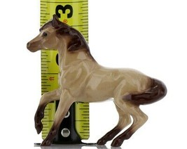 Hagen Renaker Miniature Horse Buckskin Mare Ceramic Figurine image 2
