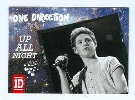 Niall Horan trading card (One Direction 1D) 2013 Panini Up All Night #15 - $4.00