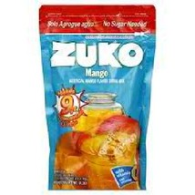 Zuko Mango Drink Mix (12x14.1OZ ) - $85.74