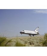 Space Shuttle Columbia lands at Edwards Air Force Base after STS-4 Photo... - $8.81
