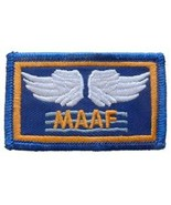 USAF Mediterranean Allied Air Forces Patch - $9.89