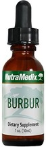 NutraMedix Burbur Detox - Desmodium molliculum Leaf Extract Drops, May Offer Cle
