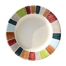 East Majik Creative Hotel Western Dish Plate Hanging Plate Decoration Plate - $25.69