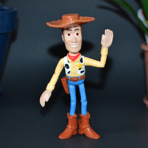 "Disney / Pixar Toy Story Woody Figurine 6"" Action Figure Hobby Movie Che... - $9.99"
