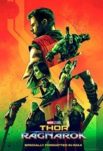 "Thor: RAGNAROK- 13""x19"" Original Promo Movie Poster 2017 Imax Marvel - $24.49"