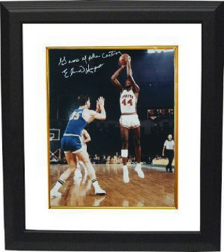 Elvin Hayes signed Houston Cougars 16X20 Photo vs UCLA 1968 Game of the Century