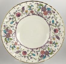 Royal Worcester KASHMIR rimmed soup bowl (8 avail.) (SKU EC 03/01) FREE SHIPPING image 1