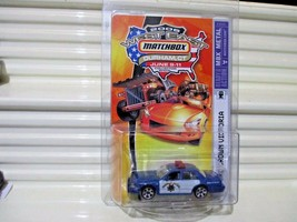 2006 Matchbox Usa Toy Show Crown Victoria Police Car Nu +Nu Package+Protect O Pack - $21.95