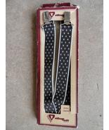 """Vintage Suspenders 40-44"""" by 1"""" - $9.00"""