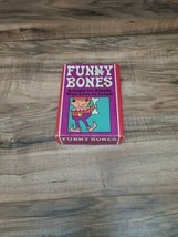 Vintage 1968 Funny Bones: A Game for People Who Like to Laugh a2 - $8.86