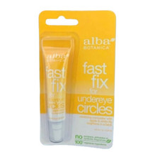 Alba Botanica Fast Fix for Undereye Circles 0.25 oz New Sealed Concealer  - $16.00
